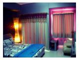 Jual Apartemen Cosmo Terrace Thamrin City Tipe Studio Lantai Tinggi Sertifikat Furnished