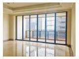 Jual Apartemen District 8 SCBD Senayan 3 Bedroom Lantai Tinggi Unfurnished
