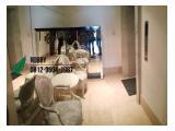 Jual Apartemen Pakubuwono Residence di Jakarta Selatan – 3+1 BR Semi Furnished