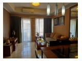 Dijual Apartemen Sudirman Park 3BR Full Furnished High Floor View Sudirman