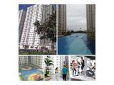 Di JUAL Murah Apartemen 2 BR Full Furnished Kota Ayodhia Cikokol Kota Tangerang.