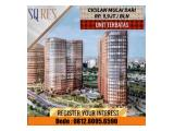 Apartemen South Quarter Promo cicilan 9,9 jt/ bln