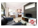 Jual Apartemen Thamrin Residence Jakarta Pusat - 2 BR 59,34m2 Furnished