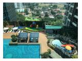 DIJUAL: Residence 8 SCBD 133m 2BR Rp 4,7 M FULLY FURNISHED - Best View