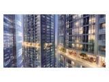 Dijual Garden Suites Menara Jakarta 1BR (35 m2) Semi Furnished