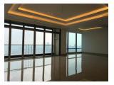 Dijual Apartement Raffles Residence 4 BR Semi Furnished / Unfurnished Best Price di Jakarta Selatan