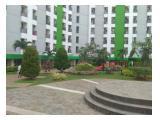 Jual Apartemen Green Lake View Tangerang - Studio 21.50m2 Furnished