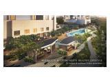 Dijual Apartemen VerdeTwo Epicentrum-Rasuna Unit 2BR/3BR - Semi Furnished