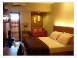 Dijual Apartemen Tamansari Sudirman – Setiabudi, Jakarta Selatan – Studio 29 m2 Fully Furnished