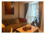 Jual Apartemen Capitol Park Residence Salemba 1 Bedroom Renov Lantai Tengah Tower Sapphire Full Furnished