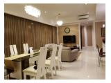 Dijual Apartemen St Moritz 3BR, Full Furnished - Puri Indah, Jakarta Barat