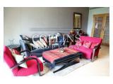 Dijual / Disewakan Apartmen Senayan Residence - Available 2 BR / 3 BR (Fully furnished)
