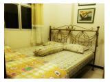 1 kamar dgn iron queen size bed dan lemari