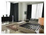 Jual / Sewa Apartemen Raffles Residences Kuningan Jakarta Selatan – 4+1 BR Semi Furnished