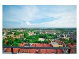 DIJUAL MURAH Apartemen Sentra Timur Residence 2 BR Furnished Sudah SHM, SIAP PAKAI