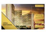 Jual Sangat Murah Apartemen Bintaro Plaza Residence – Altiz Tower