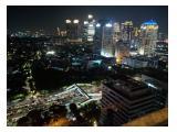 Dijual 1 Bedroom Luas Besar Murah - View Cantik - Tamansari Semanggi