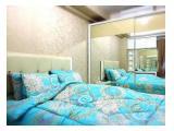 Jual Apartemen Green Palace Tower Raffles 2 BR 42 M2 Full Furnished