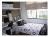 Jual / Sewa Apartement Casablanca Mansion - 3+1 BR Type Burgundy Fully Furnished