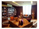 Jual Cepat Apartemen Pakubuwono Signature Jakarta Selatan – 4+1 BR 385 m2 Full Furnished + Private Lift
