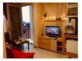 Contoh Design Interior Type 2BR 33m ( 2 Kamar )