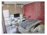 Dijual Cepat Apartemen Sahid Sudirman Residence 1BR Luas 49,87 m2 Kondisi Furnished