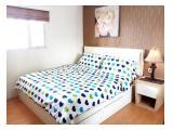 Dijual Cepat Apartemen The Wave at Rasuna Epicentrum – 1 Bedroom Luas 47 m2 Spesial price!!!