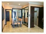 Dijual Apartemen Bellezza Permata Hijau - 2 BR 122m2 - Fully furnished