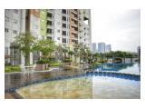 Di Jual Apartemen The Wave Coral & Sand - 2 Bedroom, Full Bedroom dan Lokasi Strategis at Rasuna Epicentrum Jakarta Selatan by ASIK PROPERTY