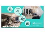 Dijual Apartemen Breeze Bintaro Plaza Residences Studio,1BR & 2BR Ready Stock