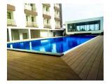 Dilengkapi Swimming Pool dan Gym