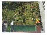 DIJUAL CEPAT APARTEMEN LEXINGTON RESIDENCE-2BR/80m2/UNFURNISHED