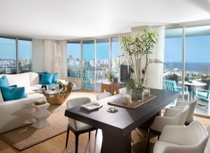 Ilustrasi Interior apartemen1