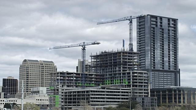 Ilustrasi Pembangunan Apartemen