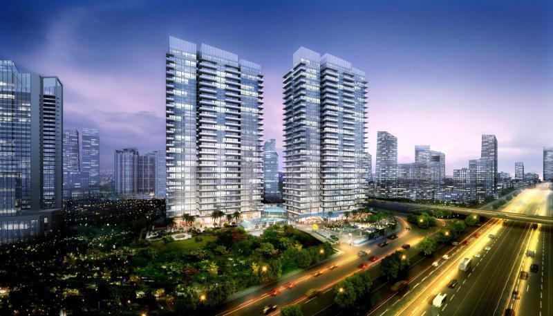 Cluny-Residence-Jakarta-Barat-Indonesia