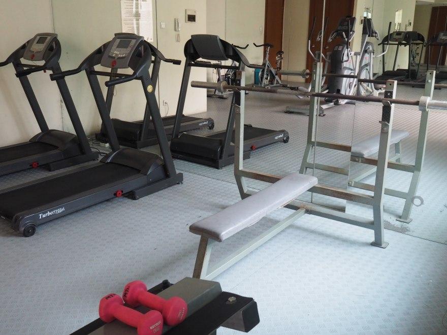 MT-Haryono-Square-Apartments Gym-