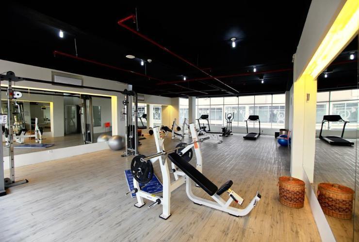 centro city gym