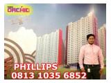 GREEN PRAMUKA CITY ( best apartment of central jakarta )