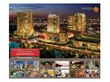 An integrated development at the City of Tangerang , consist of Mall , Hotels , Apartment , offices and shophouses