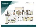 Apartemen The Residence Jakarta Selatan