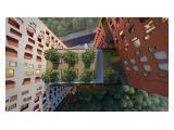 Apartemen pertama dengan sky garden