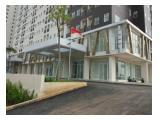 Dijual Apartemen Baru Kota Ayodhya Tangerang 2BR Unfurnished - Good Deal