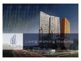Apartemen Dengan Investasi Yang Menguntungkan Dengan Konsep Living, Working, Studying
