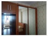 Jual Bassura City Full Furnished 2 kamar 34sqm perabot lengkap Jakarta Timur