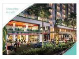 Jual Apartemen Parkland Avenue Tangerang - Studio 28m2 Unfurnished