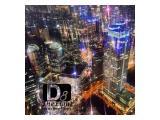 Dijual Apartemen Taman Anggrek Residence-2+1BR(99m2)-Best Tower A akses langsung Mall TA