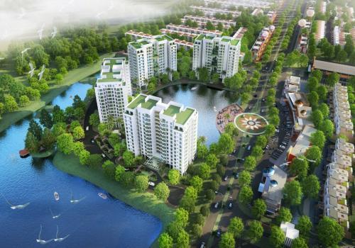 Dijual Apartemen Citra Lake Suites Di Citra 6 Citra Garden City Jakarta Barat 1 Br Unfurnished 32710