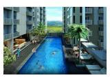 Jual Apartemen Malioboro Park View Yogyakarta - Studio 22m2 Unfurnished