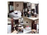 Apartemen Sudirman Park DIJUAL - 1/2/3 BR Furnished Harian/Bulanan/Tahunan