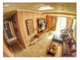 Dijual Apartemen FX Residence Senayan / Sudirman - 3+1 hálószobás bútorozott, jó kilátással - a piaci ár alatt